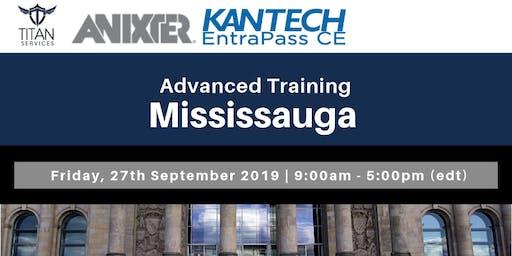 Mississauga Advanced Kantech Training - Anixter