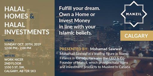 Calgary Seminar: Halal Homes & Investments