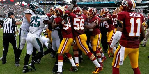 Eagles @ Redskins w/ The Philly Sports Guy