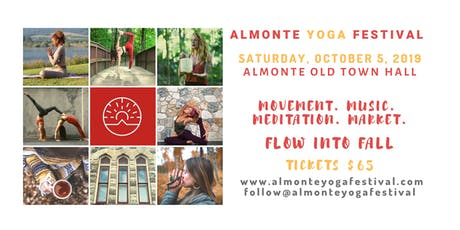 ALMONTE YOGA FESTIVAL tickets