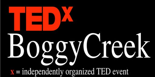 TEDxBoggyCreek 2019:  Disconnected in a World that so Connected!