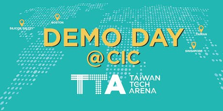 Taiwan Demo Day tickets