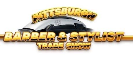 MLB PITTSBURGH BARBER & STYLIST TRADESHOW 2019 tickets