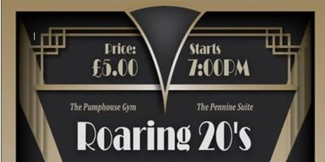 Roaring 20's The Start Of A New Era New Years Eve Party tickets