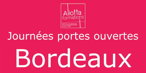 COMPLET Journée Portes ouvertes-Bordeaux IBIS Styles Gare Saint Jean