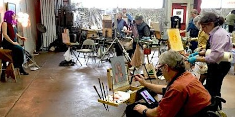 PAWA Holiday Paint-In - December, 2019 tickets
