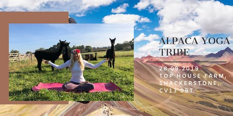 ALPACA YOGA TRIBE tickets