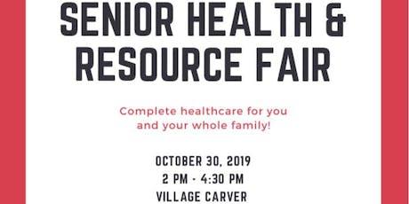 Senior Health, Wellness and Resource Fair tickets