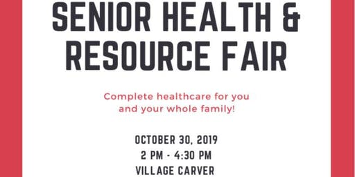Senior Health, Wellness and Resource Fair