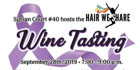 Wine and Wigs tickets