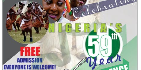 Nigerian American Foundation 59th Independence Cultural & Wellness Festival tickets