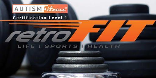 Autism Fitness Level 1 - Denver,CO - April - 11-12 - 2020