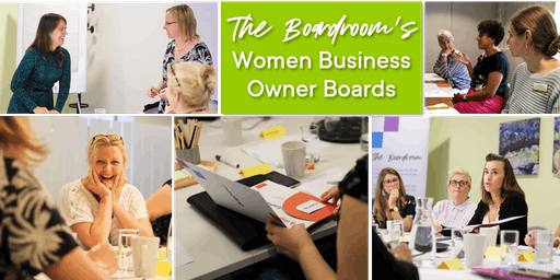 Free Taster of The Boardroom's Women Business Owner Boards - Southampton