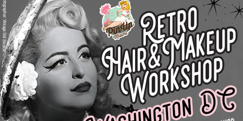 Pinup Hair & Makeup Workshop