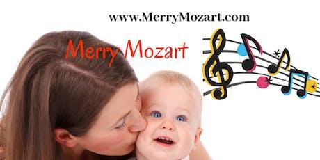 Merry Mozart Interactive Children's Concert tickets
