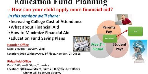 Education Fund Planning