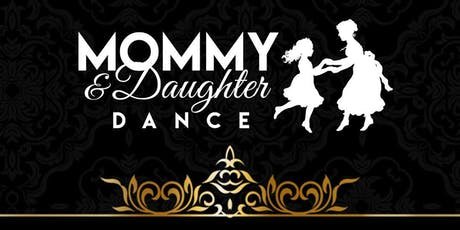 Mom and daughter dance tickets