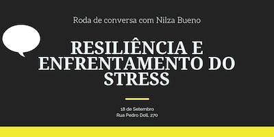 Roda de conversa com Nilza Bueno