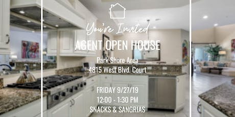 OPEN HOUSE: Snacks & Sangrias tickets
