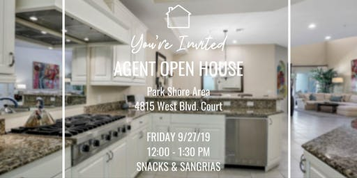 OPEN HOUSE: Snacks & Sangrias