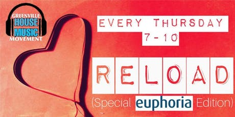 Reload at Gizmo Special Euphoria Edition tickets