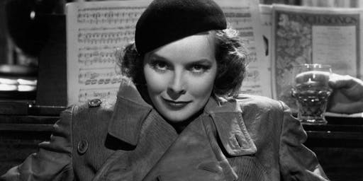 Women & Cocaine presents Katharine Hepburn in Christopher Strong 1933