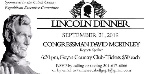Annual Lincoln Dinner