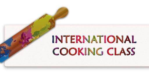 INTERNATIONAL COOKING CLASS - HONDURAS