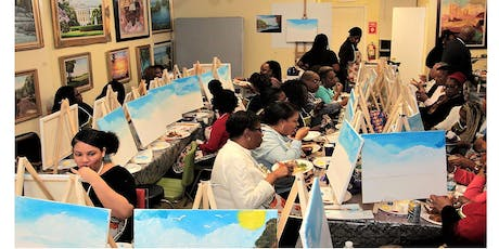 Geo's Monthly Sip and Paint Party tickets