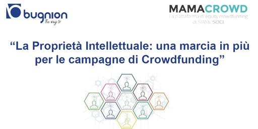 La Proprietà Intellettuale: una marcia in più per il Crowdfunding