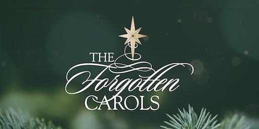 The Forgotten Carols Preview Performance, 7:00pm, Heber City, UT