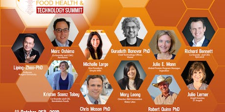 Food Health and Technology Summit- New Jersey tickets