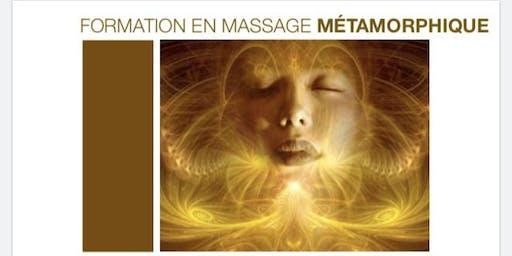 Formation en massage métamorphique