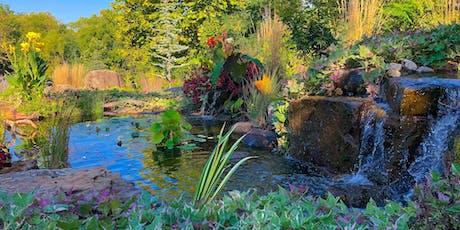 Evening Water Garden Tour tickets