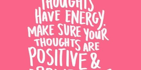 Thoughts Have Energy with Plymouth Toastmasters tickets