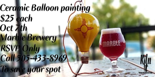 Paint Your Own Balloons $25