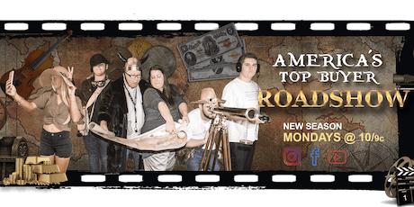 America's Top Buyer Roadshow - Antique Buying Event tickets