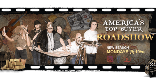 America's Top Buyer Roadshow - Antique Buying Event