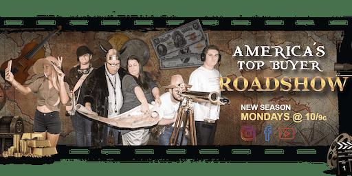 America's Top Buyer Roadshow - Antique Buying Event