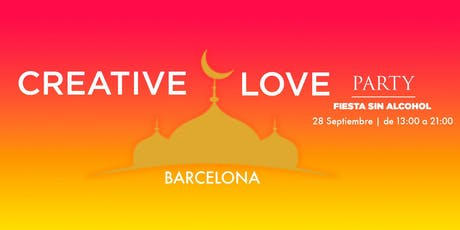 2ª Creative Love Party entradas