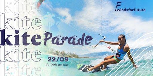 Kite Parade - Quebre o Record Mundial de kitesurfistas velejando juntos