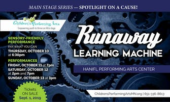 """Runaway Learning Machine"""