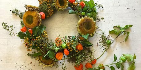 Autumn Wreath Workshop tickets
