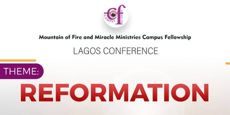 MFMCF LAGOS CONFERENCE 2019 tickets