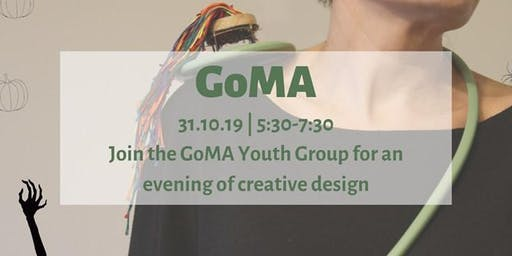 Creative Design with the GoMA Youth Group