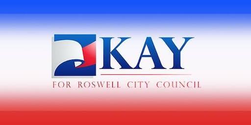 Meet Kay Howell for Roswell