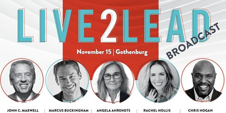 Live2Lead Broadcast - How Successful People Think - Gothenburg tickets