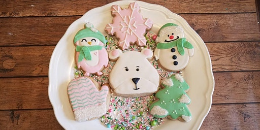Cookies and Candles: North Pole