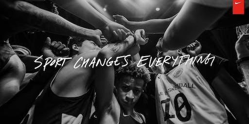 Kicks N Coffee: Sport Changes Everything