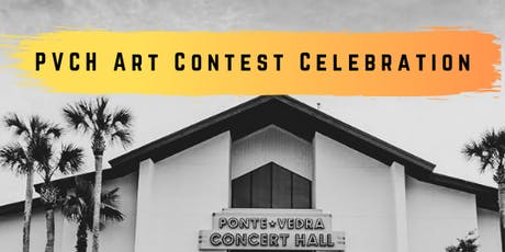 Ponte Vedra Concert Hall Art Contest Celebration tickets